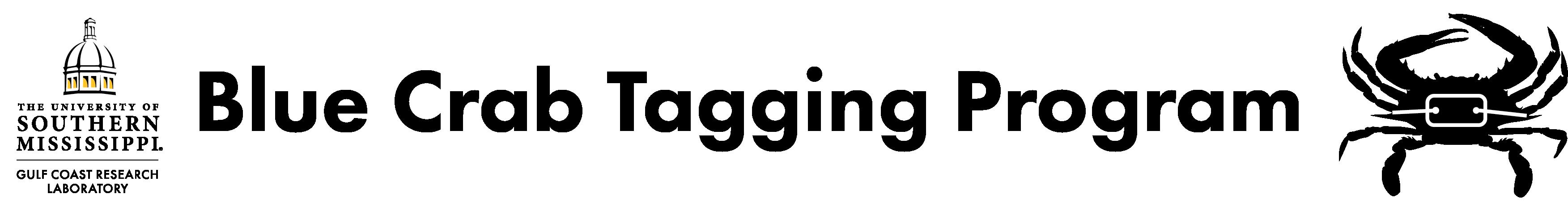 Blue Crab Tagging Program Logo